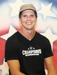 Levi McGlathery, Head Instructor, Urban Motion Corps