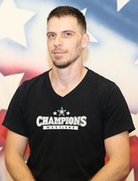 Micah Scarbrough, Assistant Director, Nitro Competitive Gymnastics