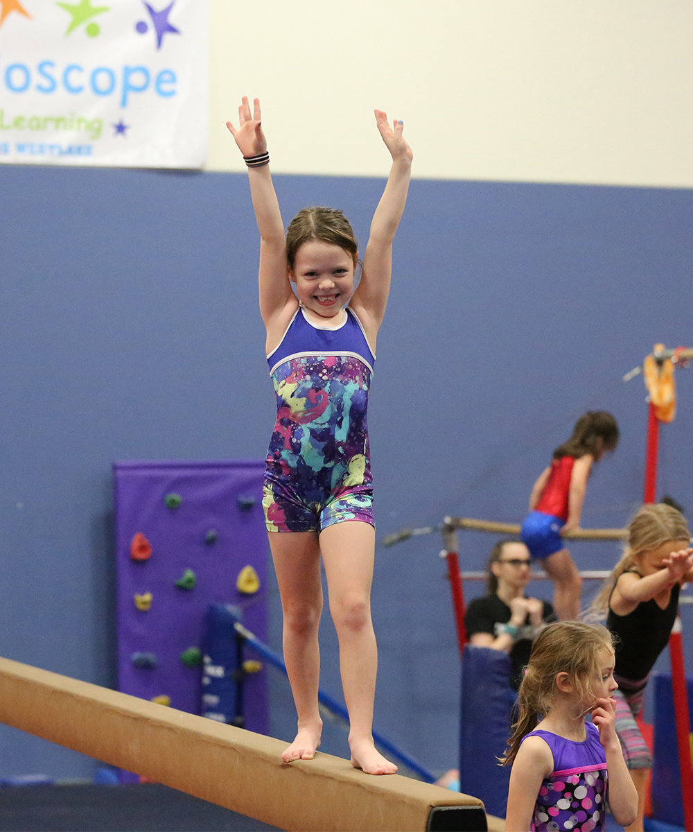 Tyro Recreational Gymnastics